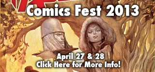 2012 Stumptown Comics Fest - Click for More Info