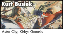 Kurt Busiek; Astro City, Kirby: Genesis